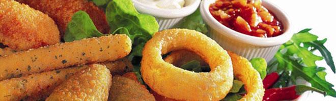| Antipasti & Fingerfood